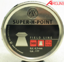 RWS Super H Point Pellets (.177)